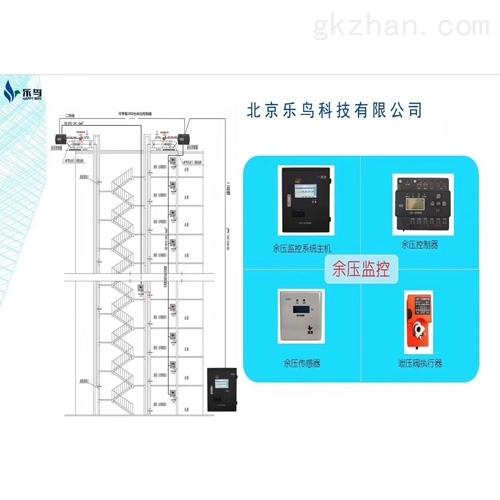 疏散通道专用绝压余压监控系统专业厂家招商