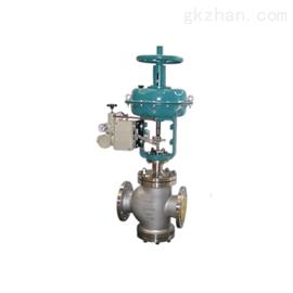 QZMAN型气动薄膜双座调节阀