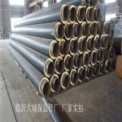 常州聚氨酯保温钢管直埋、聚乙烯发泡管