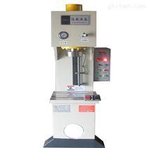 20吨单臂液压机轴承压装机