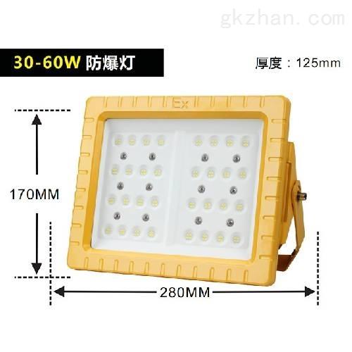 XQD8100LED防爆燈-I型亮黃色