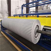 土工格柵/塑料網復合土工布設備/生產線