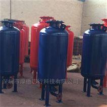 隔膜膨胀罐保养方法及隔膜缓压罐换气囊
