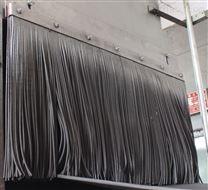 挡尘帘厂家 供应优质导料槽