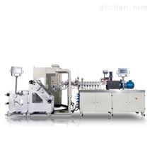 广州普同高粘度材料复合挤出压延机非标准