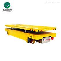 河南新乡蓄电池供电车间用轨道运输车