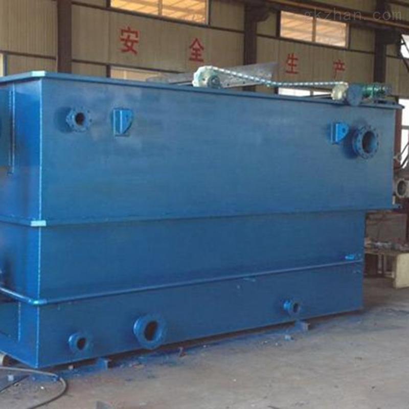 青海西宁造紙废水处理设备涡凹气浮机産品图