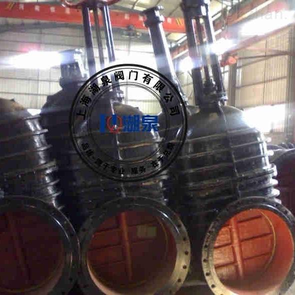 电动铸铁闸阀