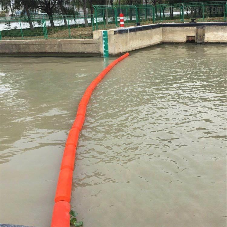 区域警示浮筒 拦污网浮体规格