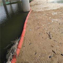 深水水域拦污浮体 饮用水表层拦垃圾浮子