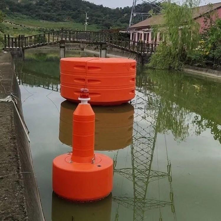 河道拦船浮标