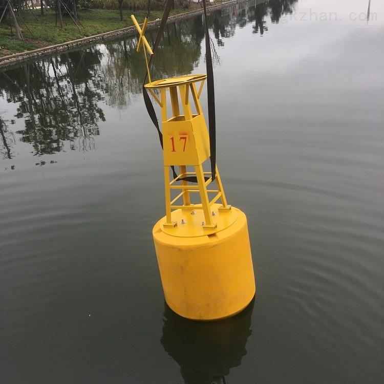水中警示带灯标志 海上航海航标海标