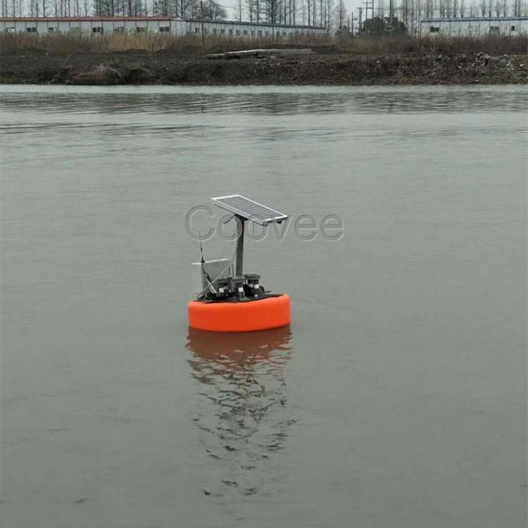 江面立式塑料界标厂家 直径1.5米浮标