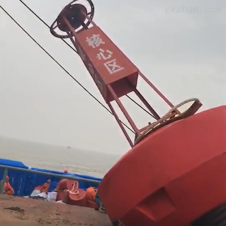 水域界标生产 警示浮标高度多少