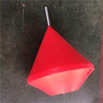 阴雨天照常使用带灯浮标 太阳能警示闪光灯