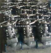 J61H锻钢焊接截止阀、锻钢截止阀、焊接截止阀