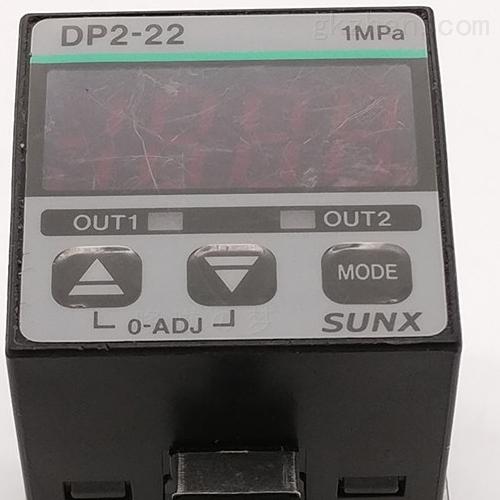 产品样本SUNX单画面.数字压力开关DP-002