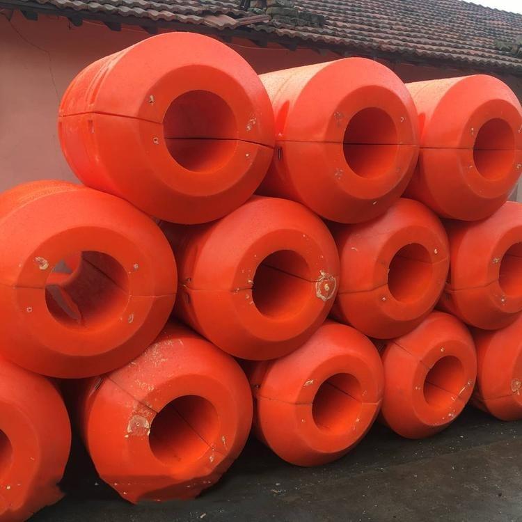 钢管浮力设备 软管管道浮筒外壳