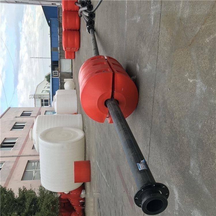 管件抽沙浮筒 大浮力管线浮体
