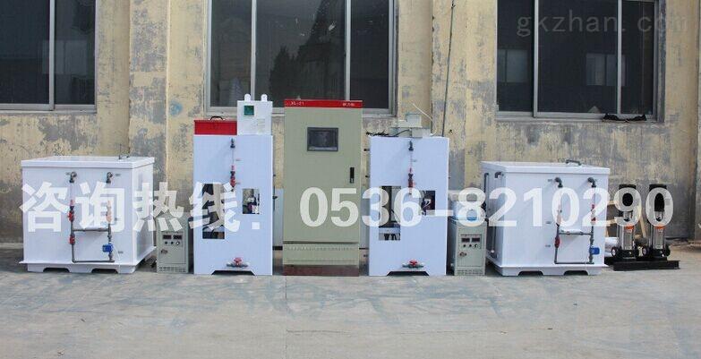 云南省昆明市实验室医学检验废水处理设备单过硫酸氢钾投加装置效果展示