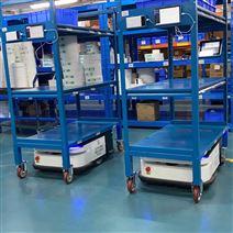 无人搬运工业机器人