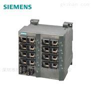 西门子电气交换机模块SCALANCE X204-2