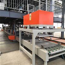 新型玻镁装饰板设备防火玻镁板生产线厂家