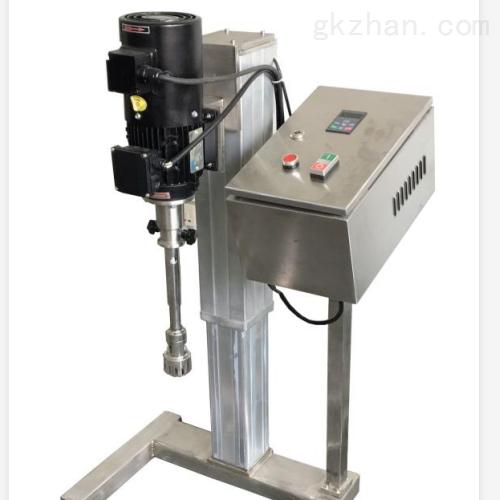 6000转中试型批次式研磨分散机