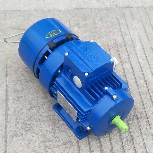 紫光BMA三相交流刹车电机,BMA8024紫光刹车马达