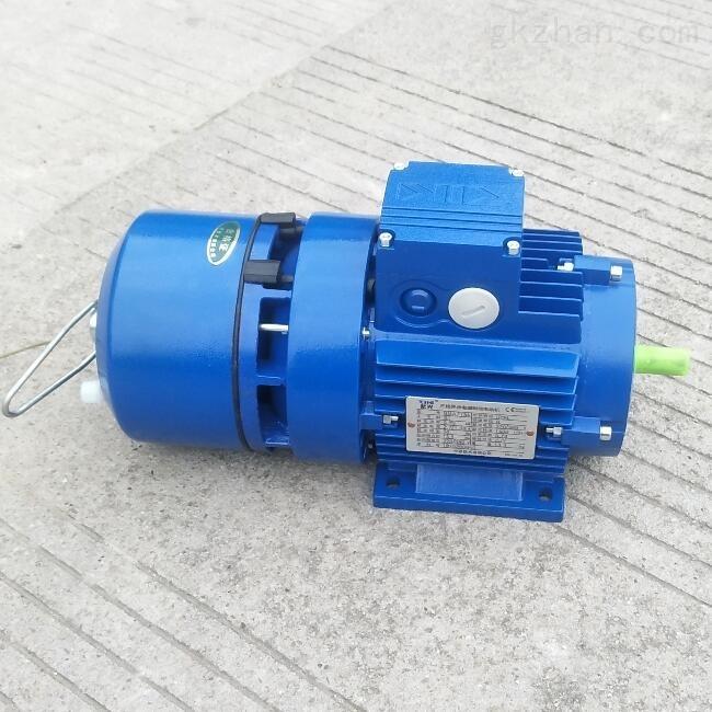 ZIK台州清华紫光电机,BMA8012紫光刹车电机