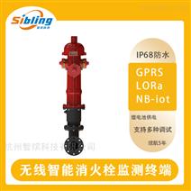 带智能锁的一体式地上型智能消火栓FH818