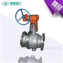 JQ347F氧气手动动氧气固定球阀