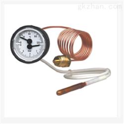 WIKA 威卡波登管压力表 带毛细管温度压力计MFT