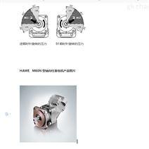 希而科原装进口HAWE Hydraulik  M60N電機