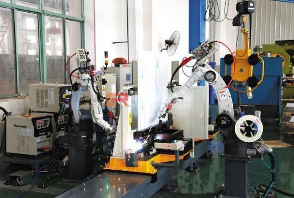 株洲企业制造机器人生产线 等于230个工人同时工作