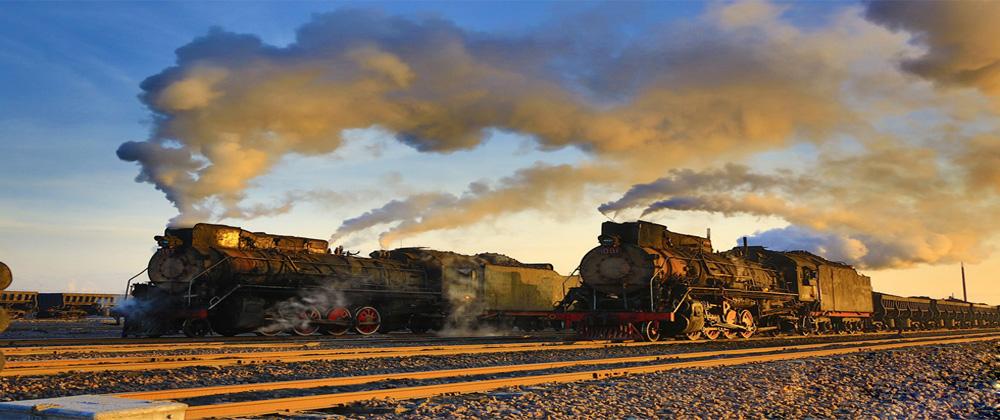 全国最后蒸汽火车将在哈密三道岭完美谢幕