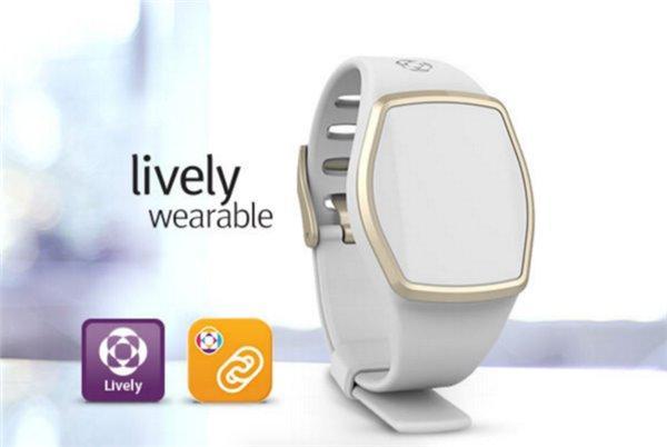 老年人可穿戴设备 智能手环LivelyWearable