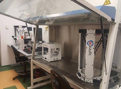 罗马尼亚首台生物3D打印机面世 助力再生医学研究