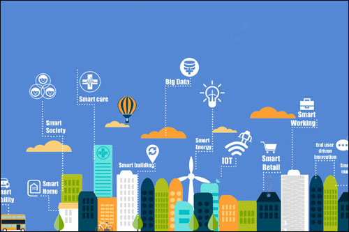 智慧城市综合服务无处不在 对地理要求更严格