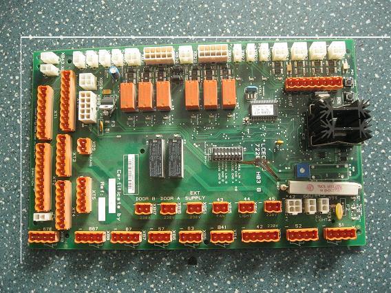 通力电梯板维修-回路板-cpu板713163h06