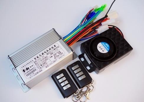 以电动车控制器行业第一品牌高标控制器为例