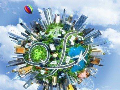 城市生活_