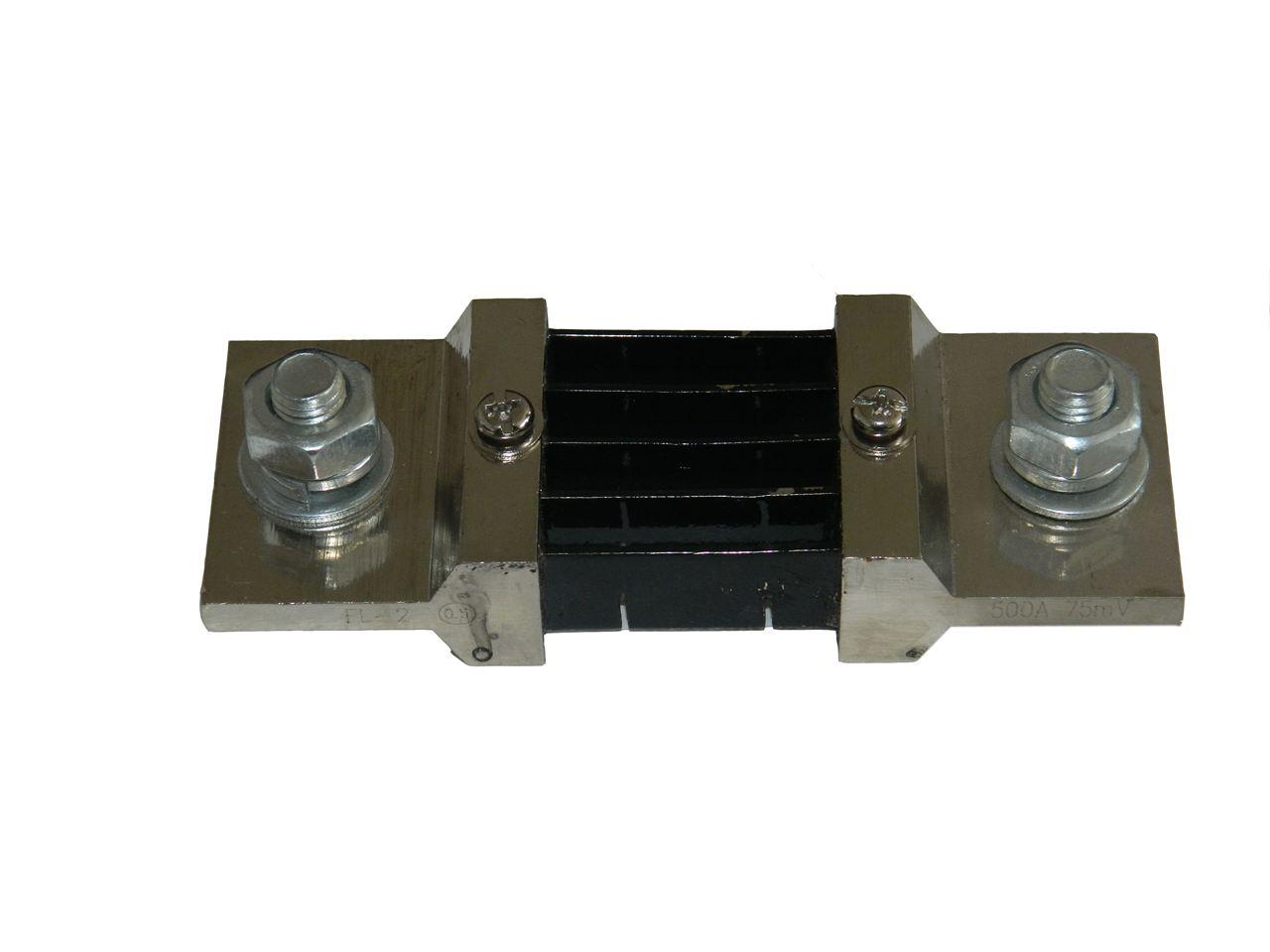 fl-2系列固定直流分流器选型尺寸