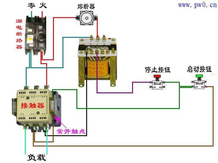 电话系统接线图