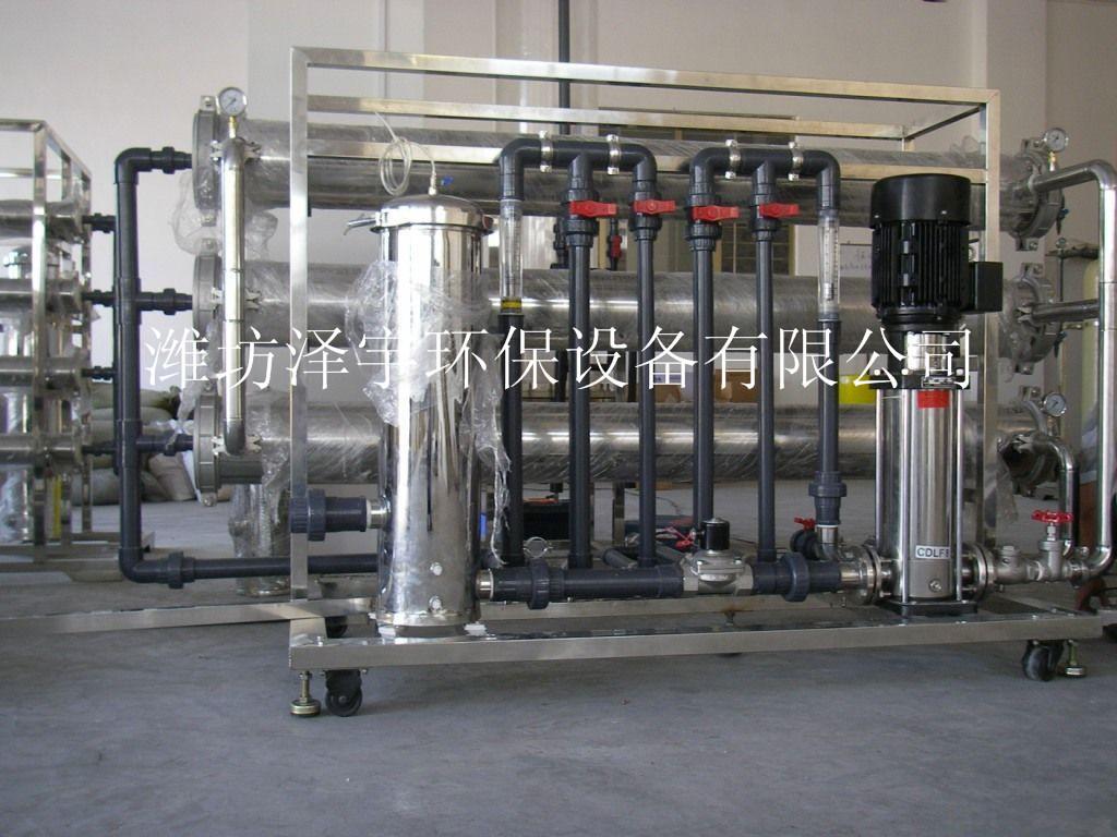 长春反渗透纯净水设备操作运行稳定