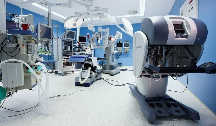 医学机器人增长迅速 我国发展遇难点