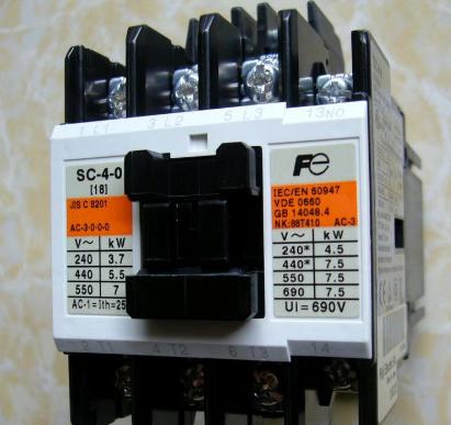 富士交流接触器sc-05