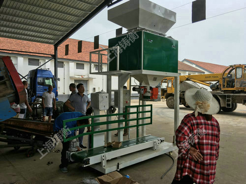 粮食包装机