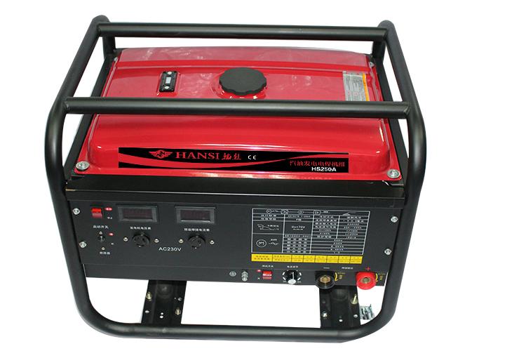 标准配置 电压表 是 插头 2个 交流开关 是 油压警告灯 是 机油报警器