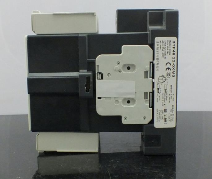首页 供求商机 > 西门子交流接触器3tf48  接触器为双断点触头的直动